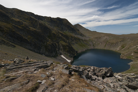 Seven Rila Lakes, Bulgaria. The Seven Rila Lakes are a group of glacial lakes, situated in the northwestern Rila Mountains in Bulgaria.