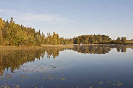 Finland is a country of thousands of lakes and islands, about 188,000 lakes and 179,000 islands. The area with the most lakes is called Finnish Lakeland.