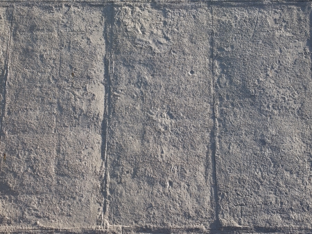 plastered: Texture background of gray plastered wall surface