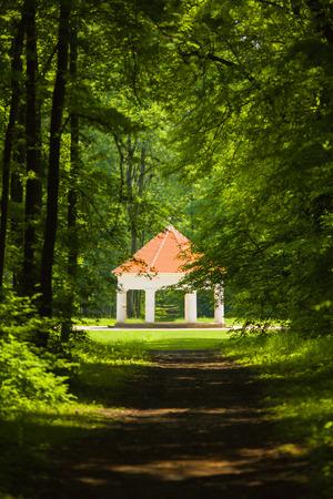 Fiaba casa estiva appartenente al castello di Milotice, repoiblic ceco