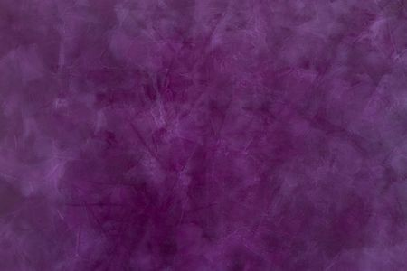 crackles: texture  of the painted  stone  wall , purple color with brush strokes, covered with Venetian putty