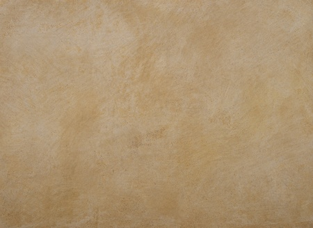 texture of the walls are covered with  orange putty