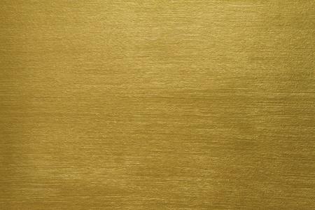 mit gold Farbe mit lange H�be bedeckt Textur der Wand Zement Lizenzfreie Bilder