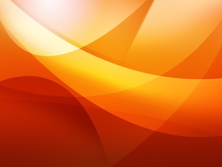 cool orange background Stock Photo - 8122781