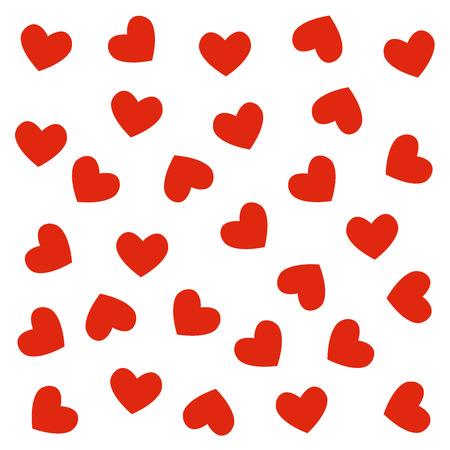 Lovely heart. Heart pattern. background look sweet and beautiful for lovers or valentine theme.