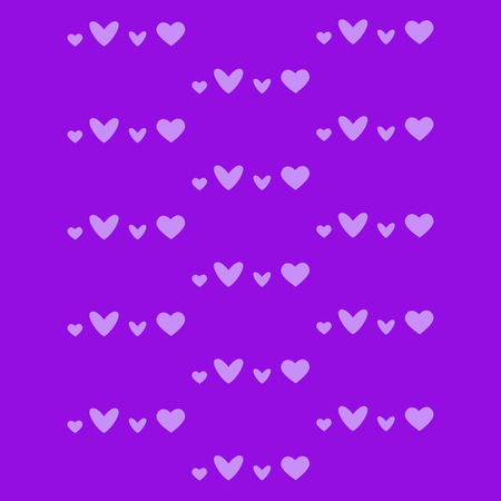 Lovely heart. Heart pattern. background look sweet and beautiful for lovers or valentine theme.  イラスト・ベクター素材