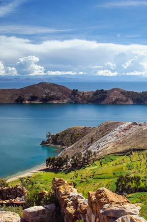 Isla Del Sol. Island of the Sun. photo