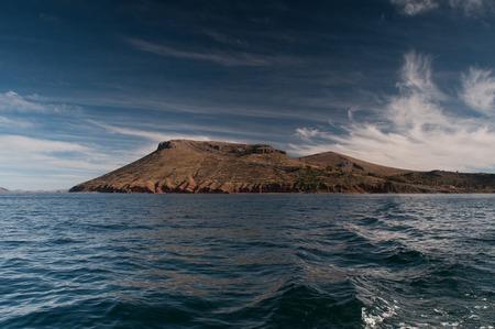 peruvian ethnicity: Isla Amantani, Lago Titicaca