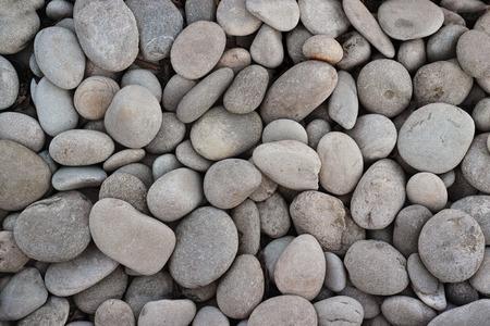 white pebble: White pebble as a background.