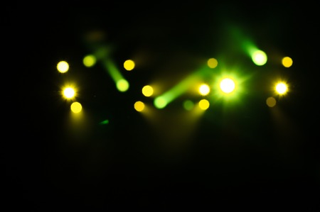 blurry lights: Defocus club light. Blurry lights. Club lights for designer.