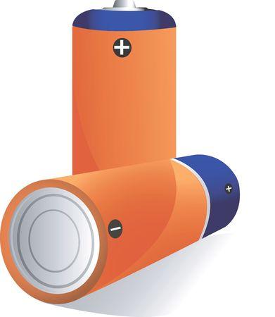 negativity: Illustration of two storage cells