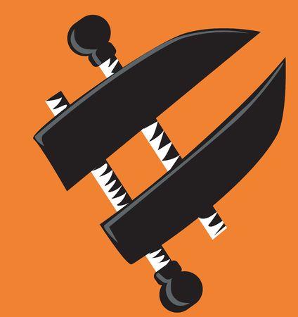 vise: Illustration of a wooden vise