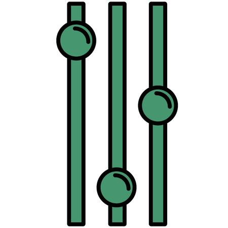 ボリューム コントロール  イラスト・ベクター素材