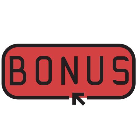 bonus icon Illusztráció