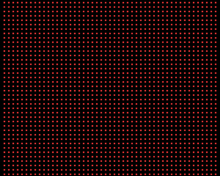 Red abstract background on a checkered presentation