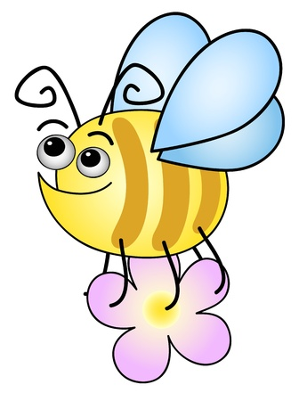 sting: funny bee