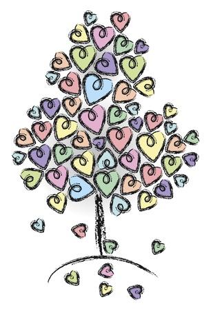 tree crown: tree love