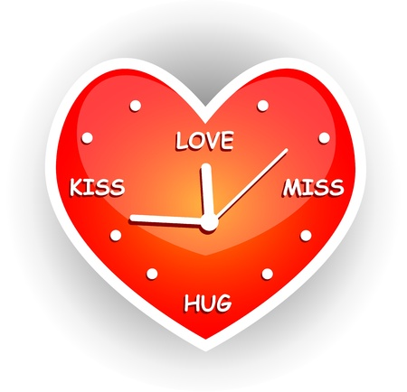 pulsating heart Stock Vector - 18826098