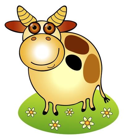 nostrils: cow