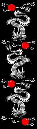 сhinese dragon Stock Vector - 18826892
