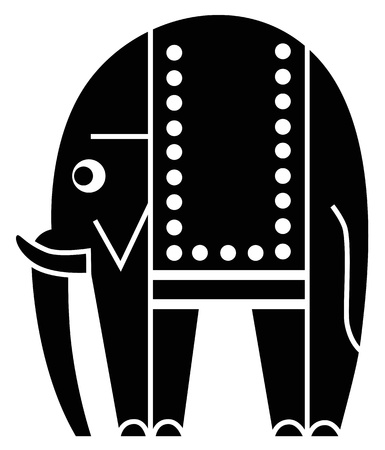 elephant Stock Vector - 18826188