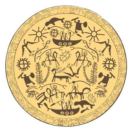 totem: tambour shaman