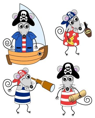 funn: mouse pirates