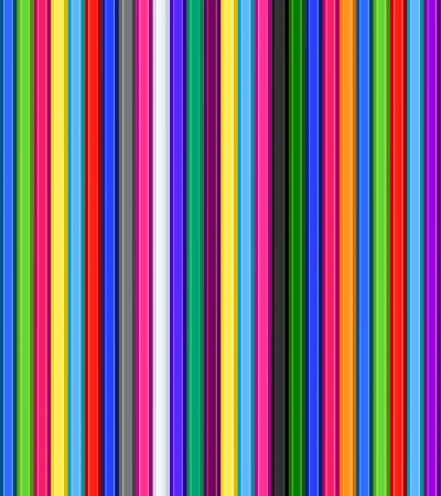 Background of colored pencils Stock Vector - 18826466