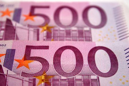 500 EUROS photo