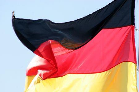 deutschland fahne: Deutschland-Flagge