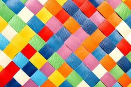 trenzado: Color textura  Foto de archivo