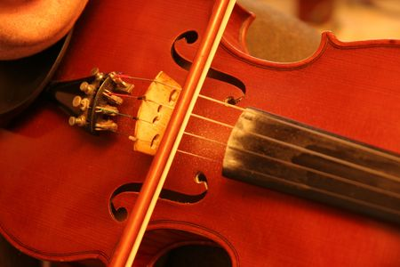 violin player: Violin player Stock Photo
