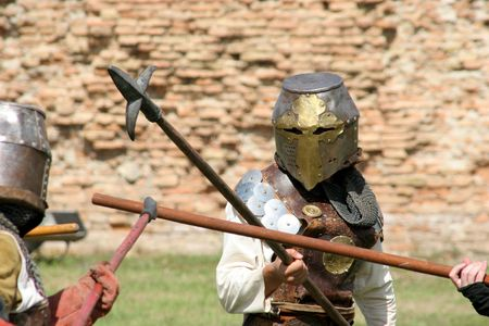 knightly: jousting tournament, knightly