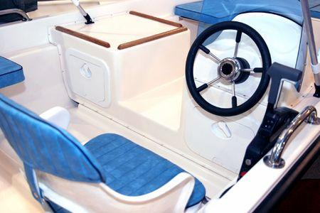 boat interior photo