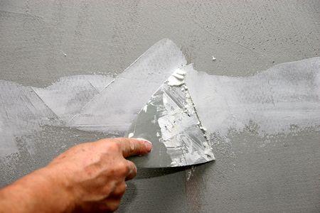 perito: pintor de la casa, soporte de la carga del operador