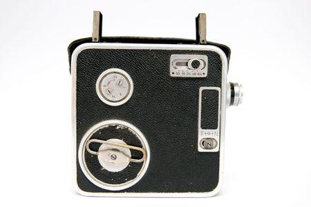 millimetre: antique video camera