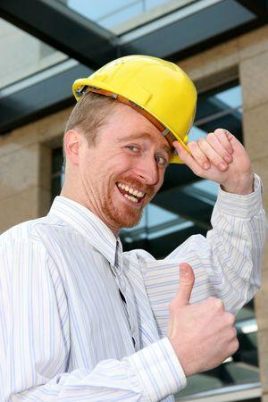 portrait of a successful architect Stock Photo - 835080