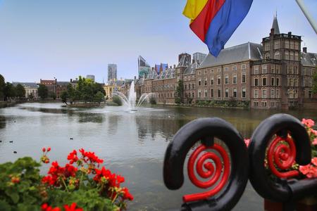 Parlament: Binnenhof Palace, Dutch Parlament in the Hague, Netherlands