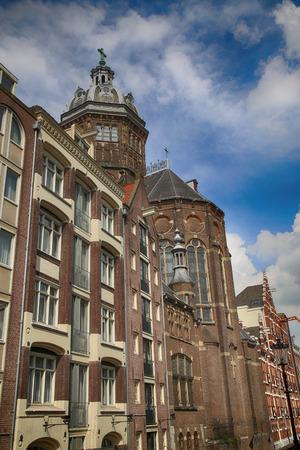 'saint nicholas': Church of Saint Nicholas in Amsterdam, the Netherlands