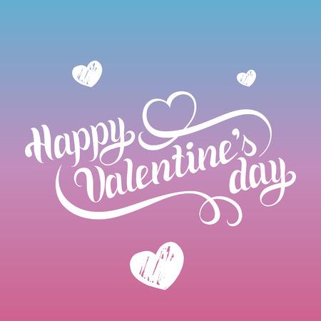 バレンタイン 体 ハッピー 筆記