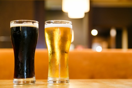 snifter: Cold alcoholic beverages by the glass pint for men