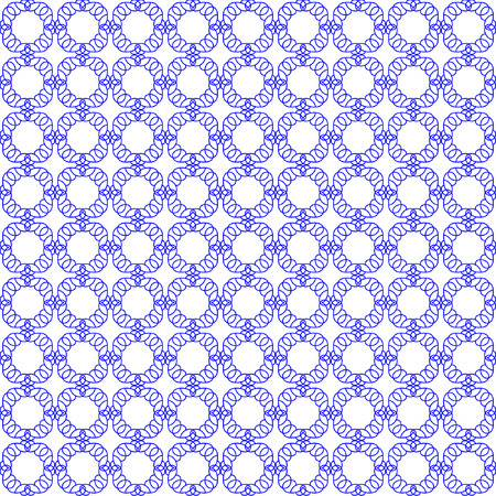 Vector pattern with art ornament. Elements for design. Ornamental lace tracery background.