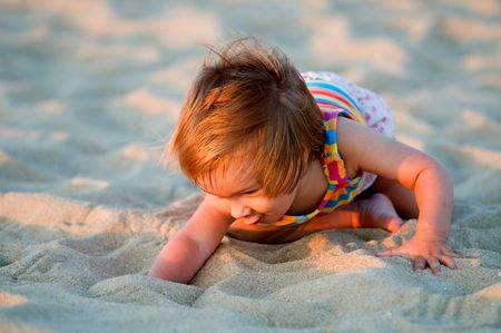 About nature, children and fun under the sun Stock Photo - 4601781