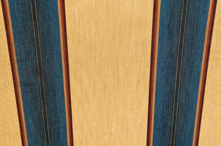 Textile awning - closeup background, texture Stockfoto