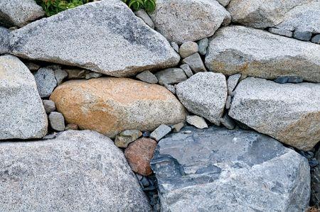 rock strata: Rock formation background, texture