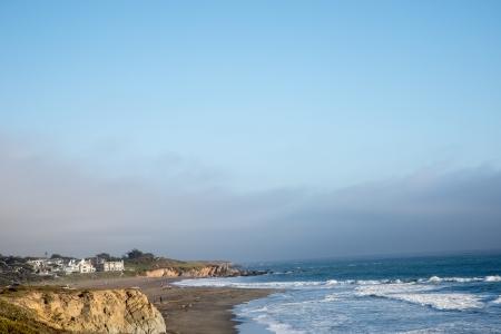 California Central coast in Cambria photo