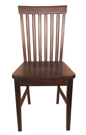 wooden chair: Wooden chair