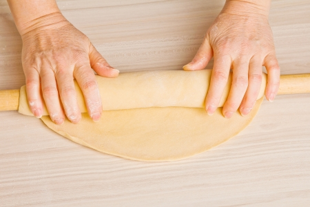 Hands And Rolling