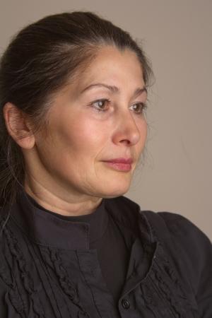 Portrait of Asian Woman photo