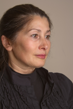 50 to 55 years old: Portrait of Asian Woman